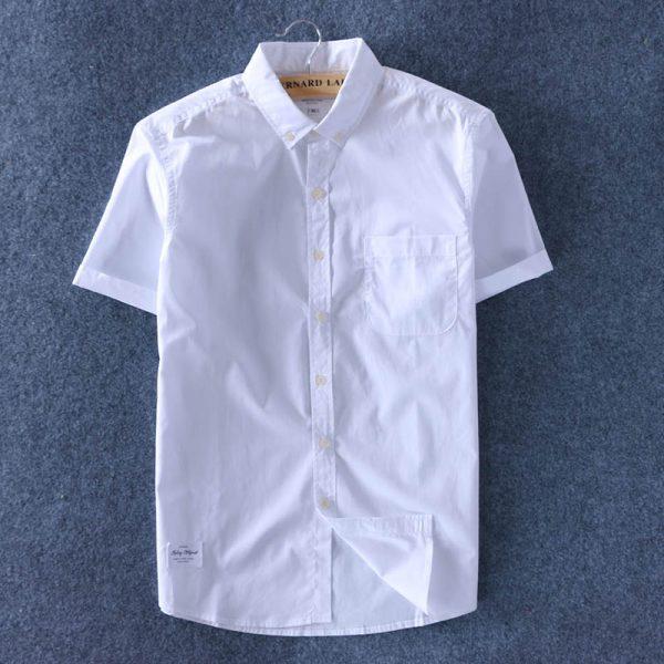 100% Cotton Short Sleeves Shirt Casual Shirts