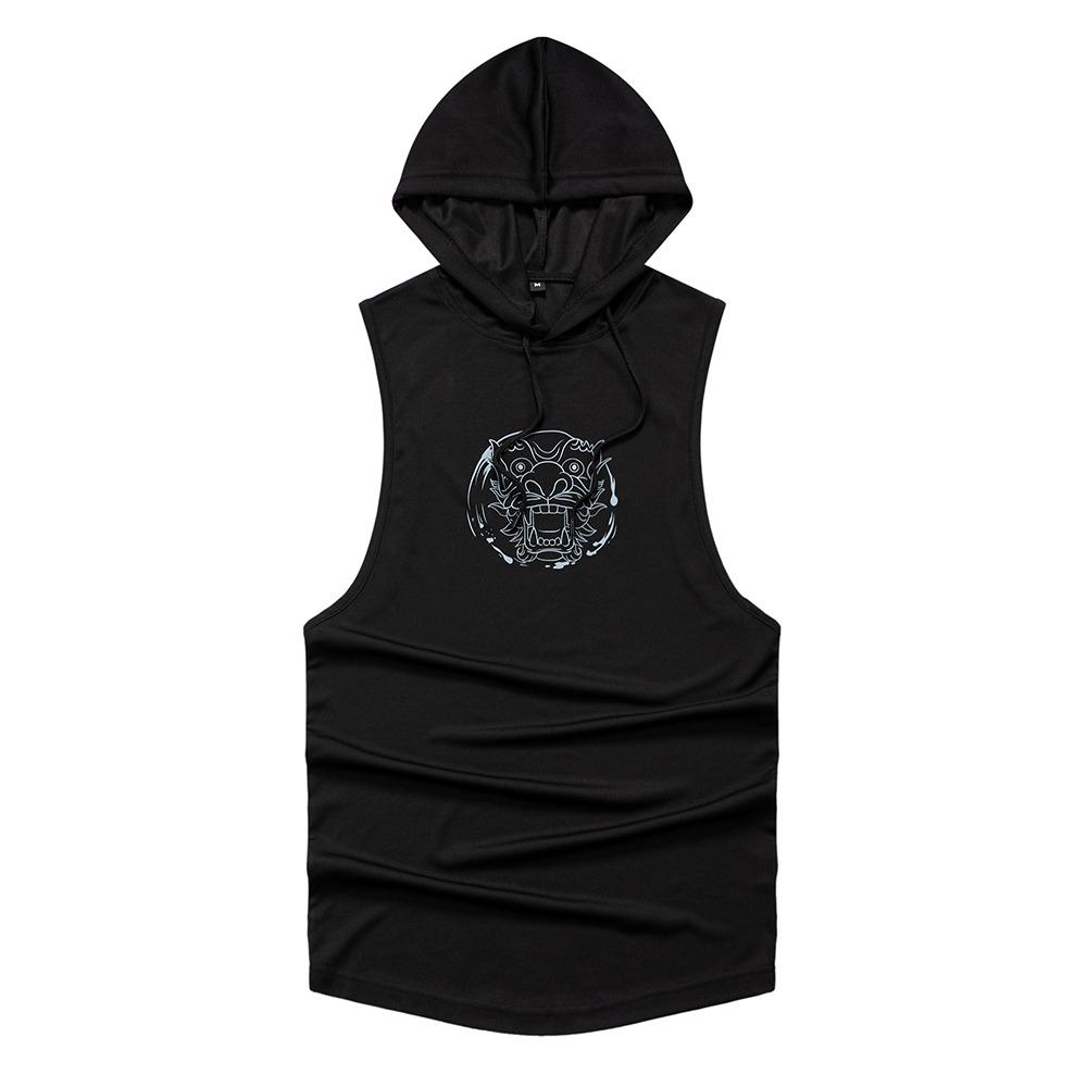 Bodybuilding Hoody Shirt Tank Top