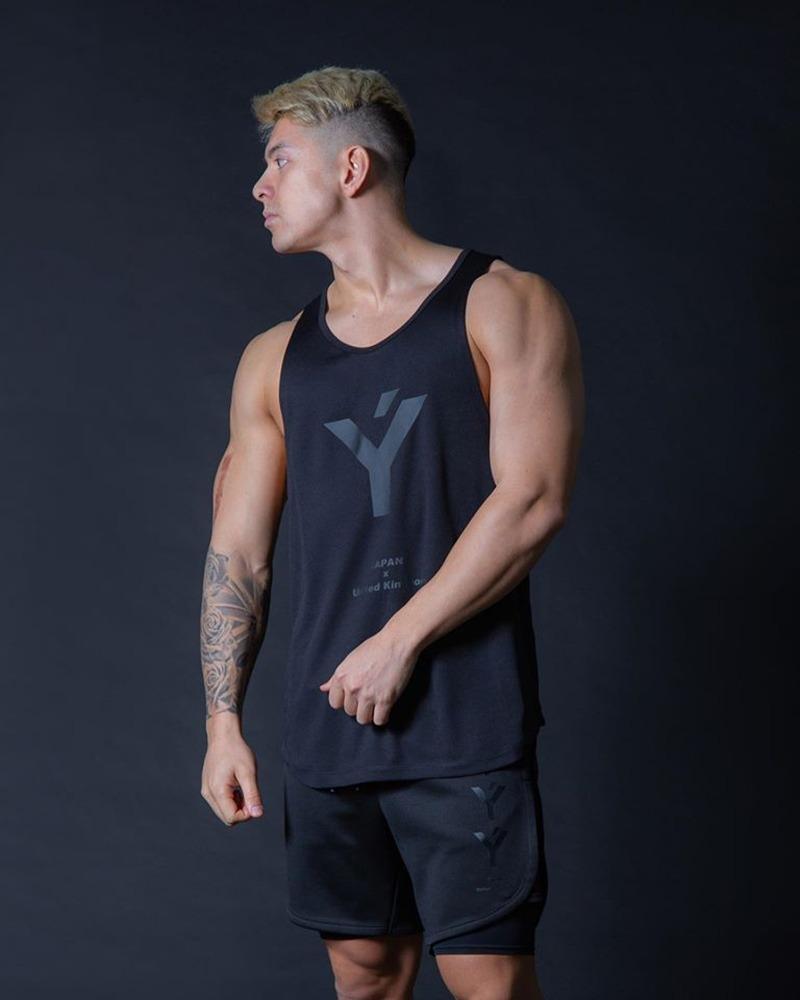 Bodybuilding Stringer Gym Sleeveless Undershirt