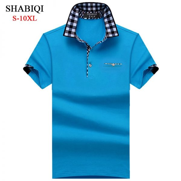 Classic Men Polo Shirt Short Sleeve Polo Shirt