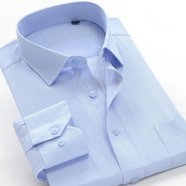Classic Striped Men's Shirt