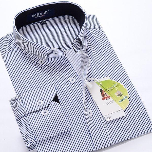 Comfortable Cotton Business Shirts