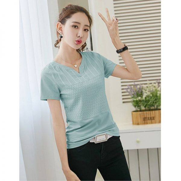 Cotton Shirt Women Blouses