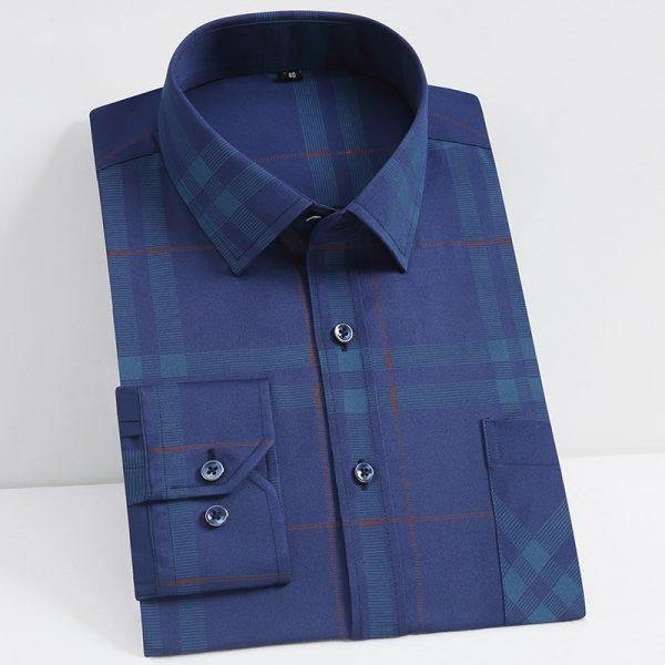 Fashion Print Dress Shirt