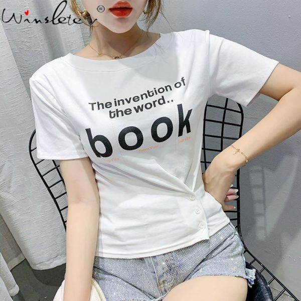 Fashion Sexy Print Tops