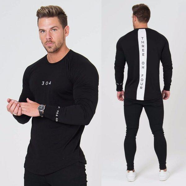 Fashion Step Tshirt Solid T Shirt Casual Men T-shirts