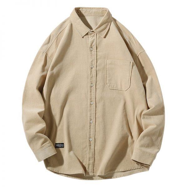 Men Classic Simple Shirts