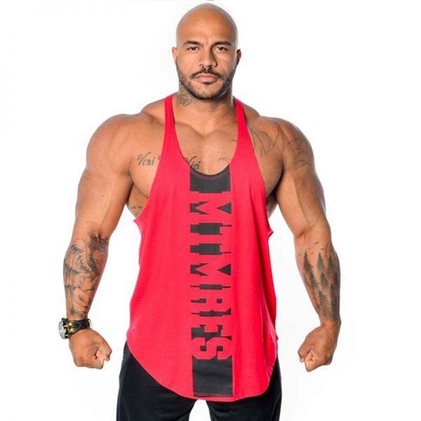 Men's Casual Loose Fitness Tank Tops