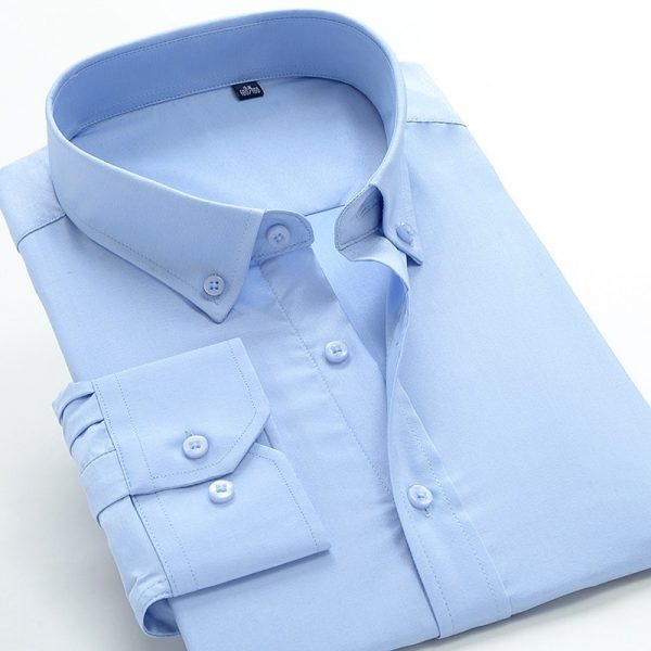 Men's Casual Solid Shirts