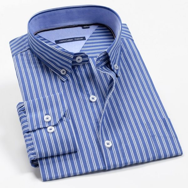Men's Classic Striped Shirts