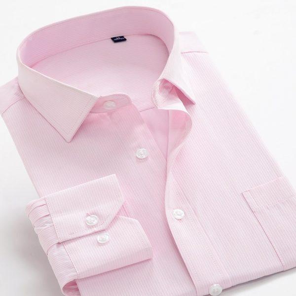 Men's Loose Business Shirts