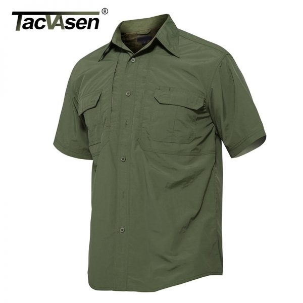 Quick Dry Tactical Shirt