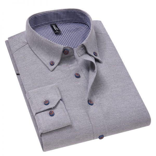 Slim Fit Brand Shirt