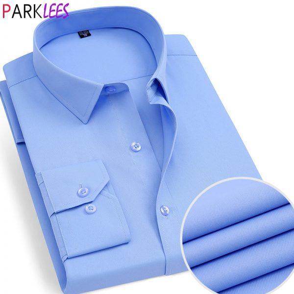 Striped Mens Dress Shirts