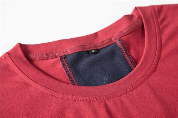 Summer 100% Cotton Mens T Shirt