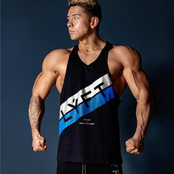 Summer Bodybuilding Tank Tops