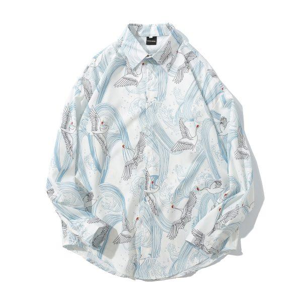 Summer Casual Fashion Shirts