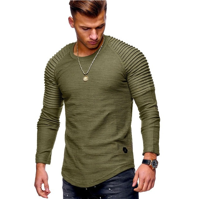 The Versatility of Long Sleeve T Shirts
