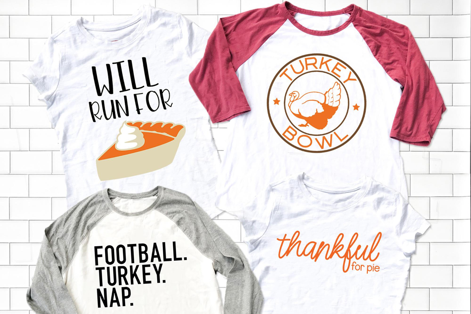 How to Design Your Own Thanksgiving Shirts?