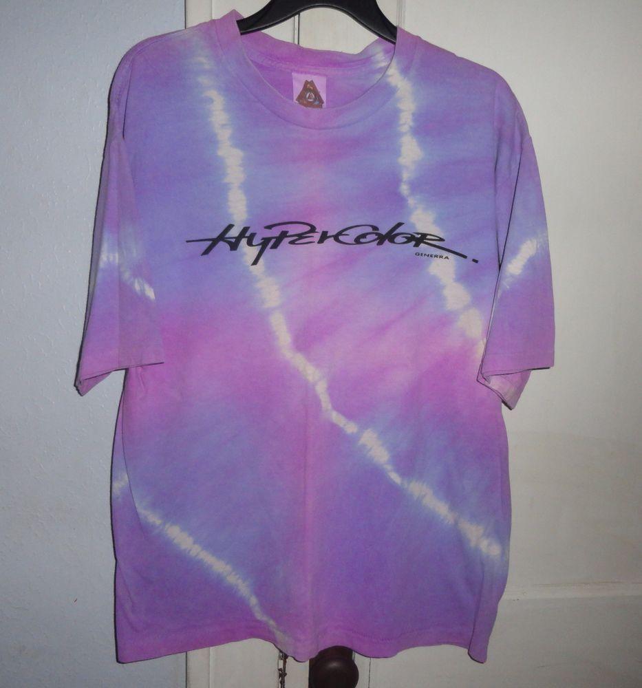 A Look at Hypercolor Shirt Printing Technology