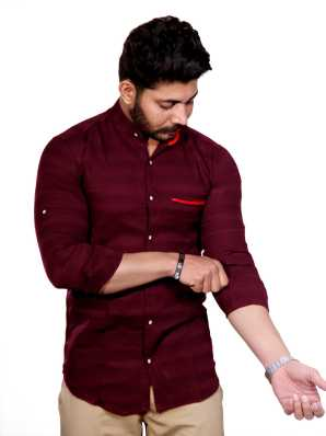 Different Styles and Colors of Casual Shirts for Men