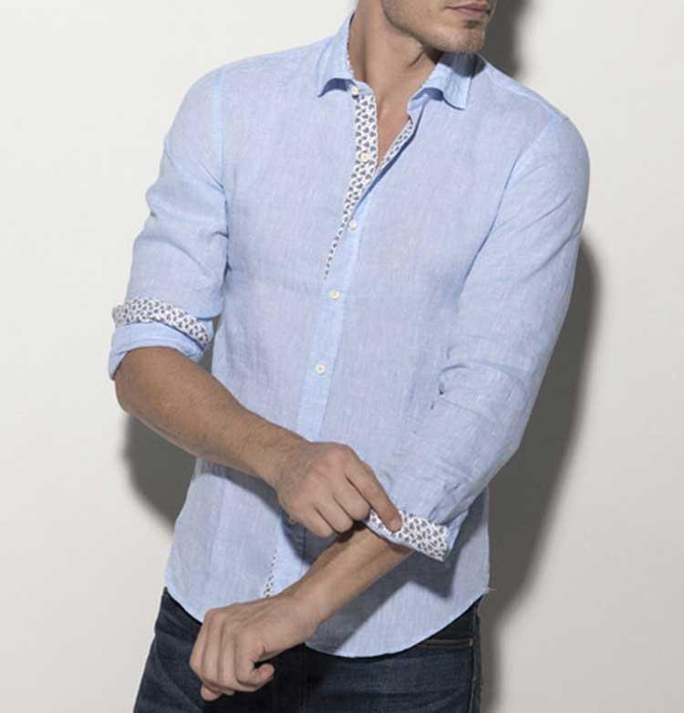 Men's Long Sleeve Casual Shirts