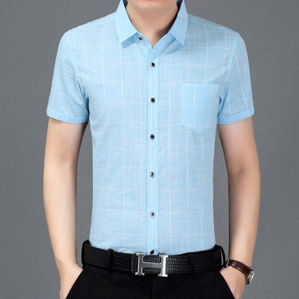 Summer Short Sleeve Casual Shirts