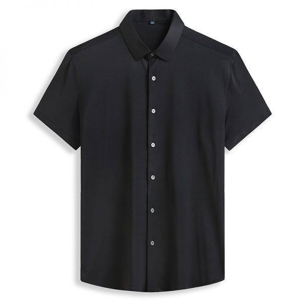 Summer Stretch Lightweight Loose Shirt