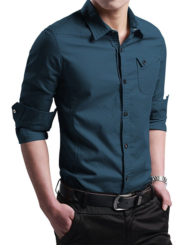Tips For Wearing Button Down Men Shirts