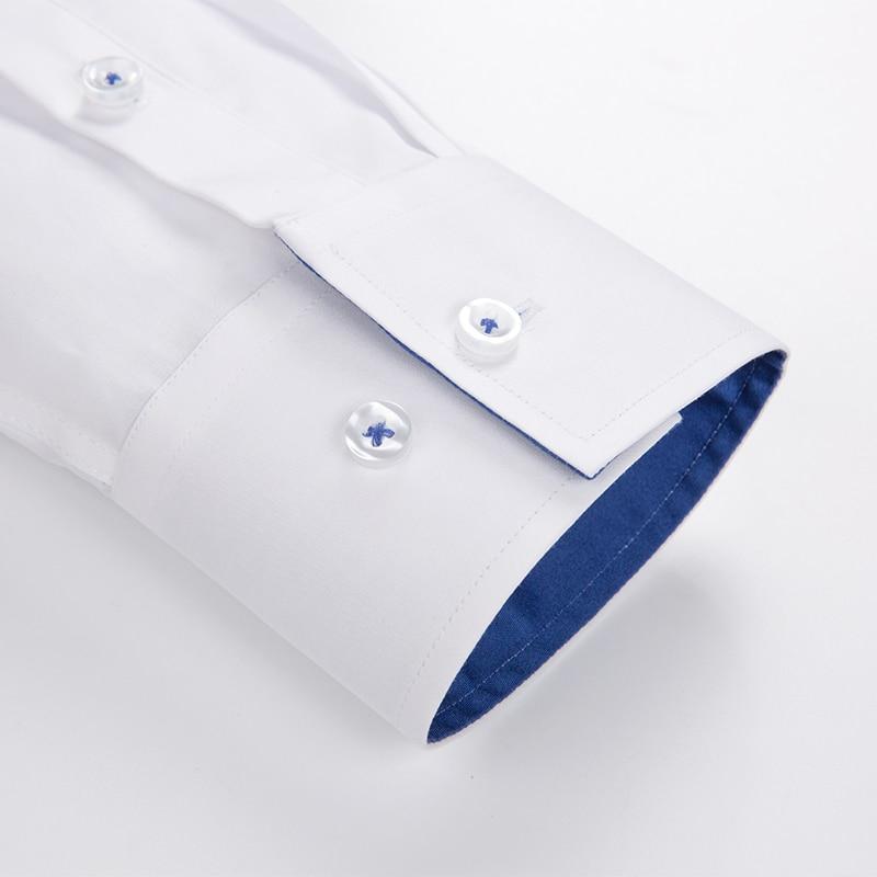 100% Cotton Long Dress Shirt