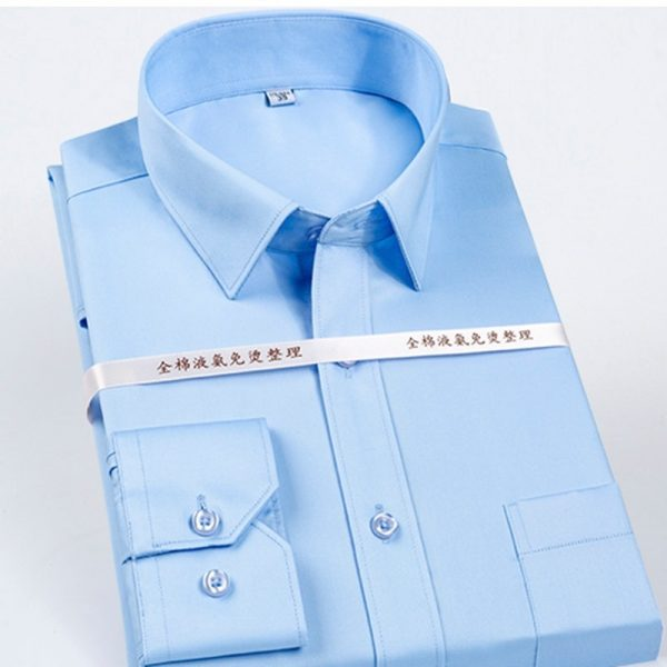 100% Mercerised Cotton Dress Shirts6