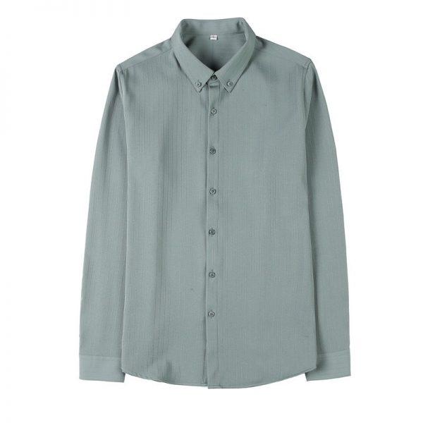 Business Formal Wear Striped Shirts5