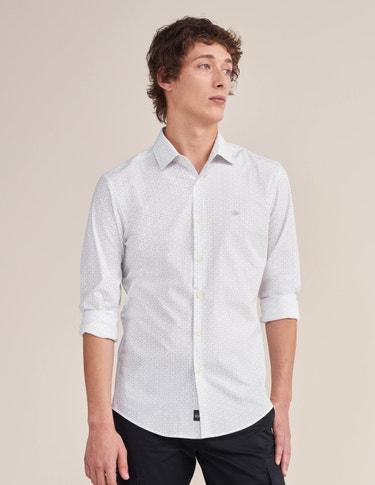 Casual Button Ups Shirt