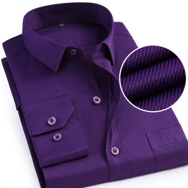 Formal Business Men Dress Shirt6