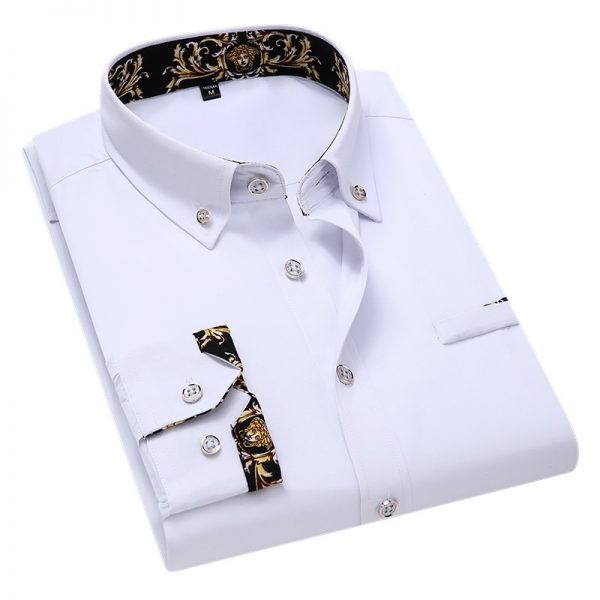 Long Sleeve Fashion Business Shirts