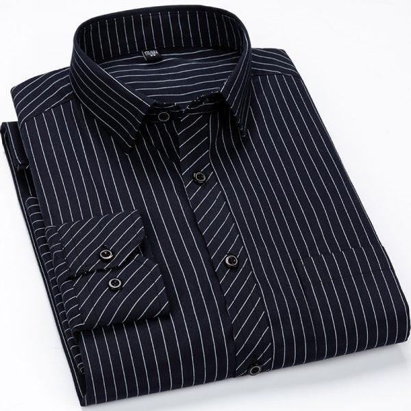 Basic Shirts, Business Shirts, Classic Shirt, dress shirts, Formal Shirts, Men Shirt, Striped Shirt, Vertical Striped