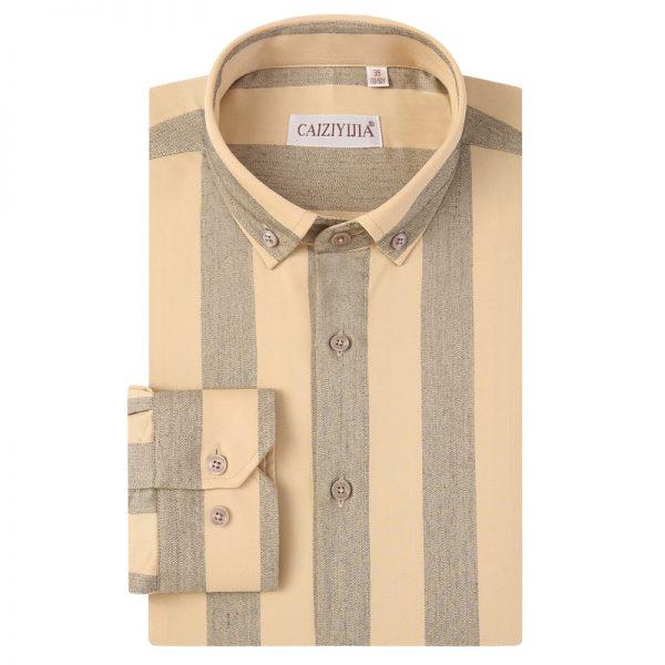 Men Stylish Bold Striped Shirts