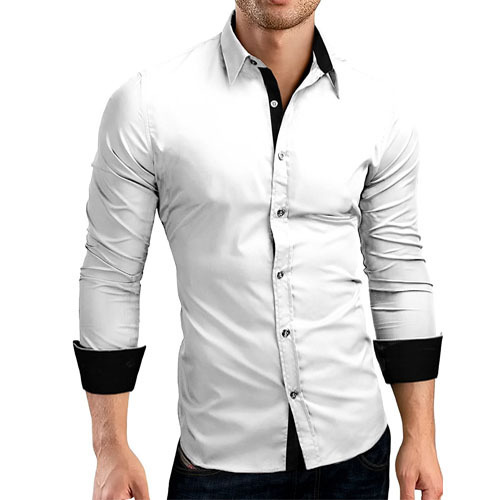 Wearing A Mens White Shirt To A Wedding