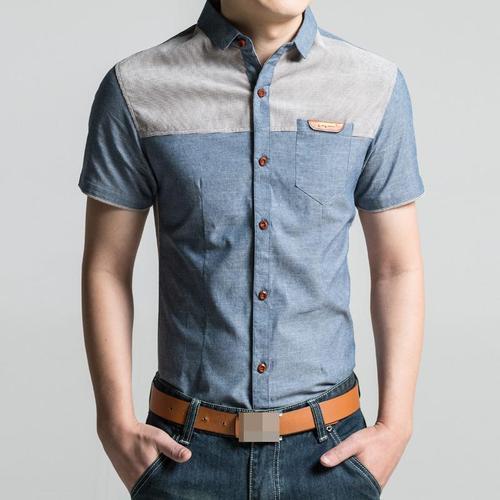 Men's Short Sleeve Shirts - 4 Best Ways to Wear Them