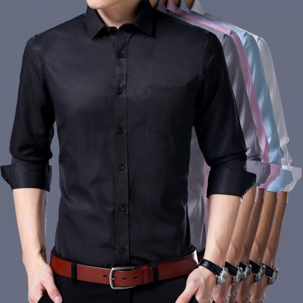 High Quality Brand Men Shirts6