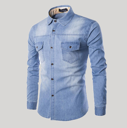 The Denim Shirt - Two Pieces For One Great Package