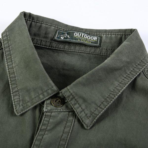 100% Cotton Men's Shirts6
