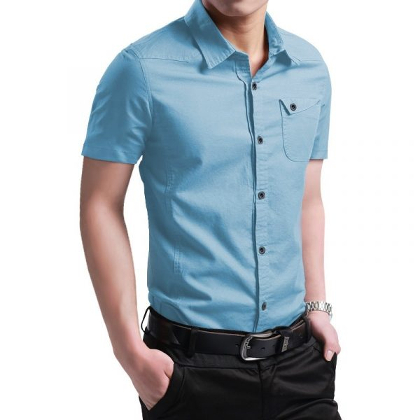 Breathable Military Men Shirts6