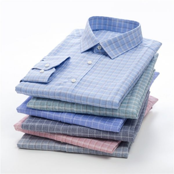 Classic Plaid Spring Shirt6