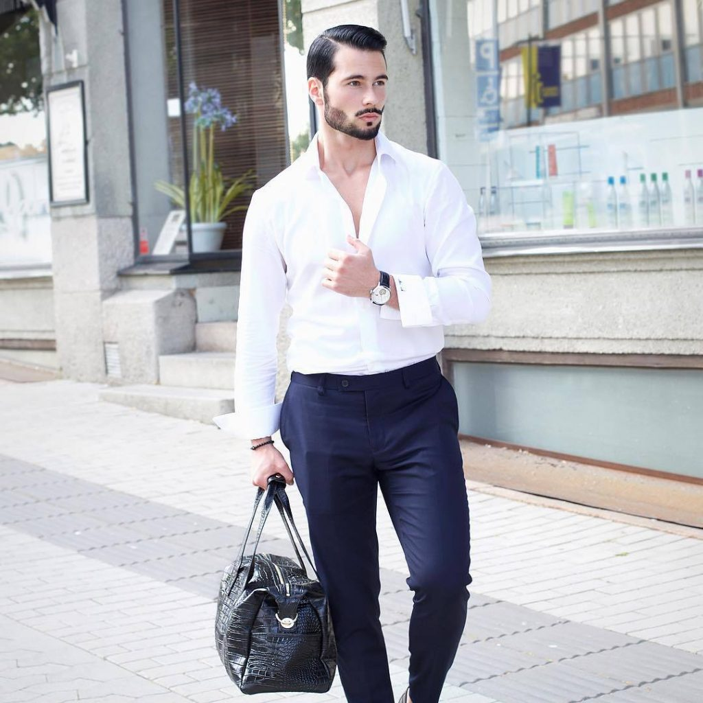 How to Choose the Proper White Shirt For Men?