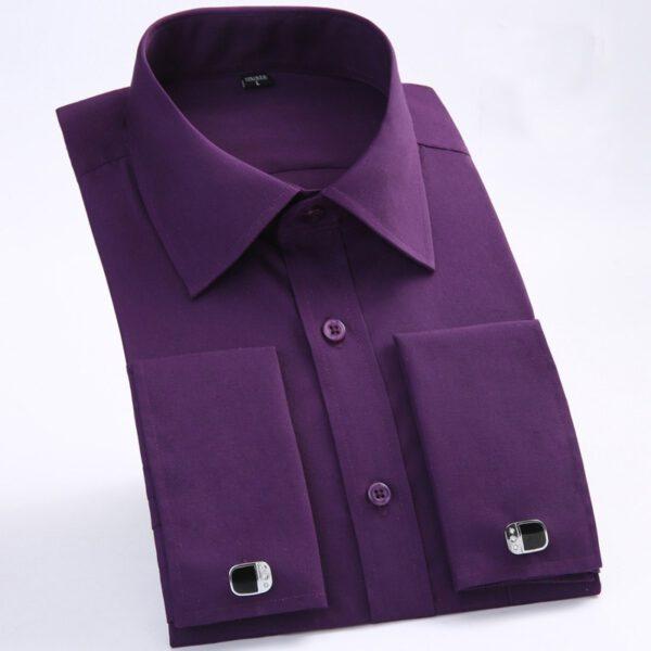 Tuxedo Shirts Business Dress Shirt